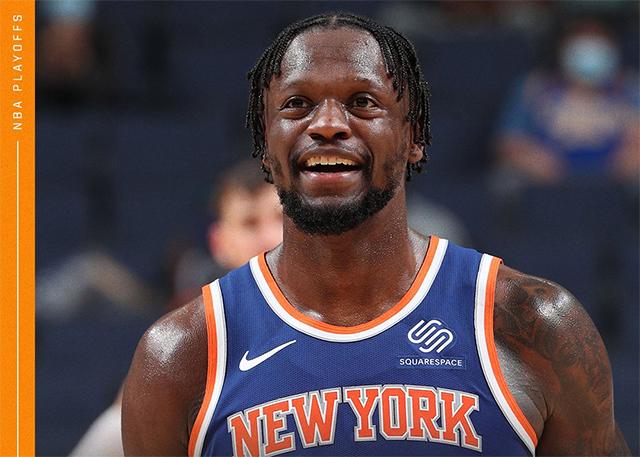 暌违八年 纽约尼克斯再次进入季后赛