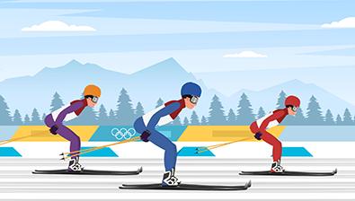 """越野滑雪,""""雪上马拉松""""的无限精彩"""