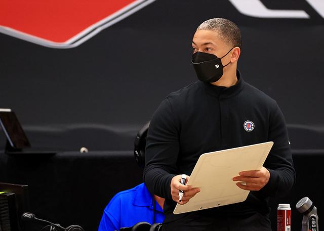 泰伦-卢:目前最重要的事情是球队保持健康